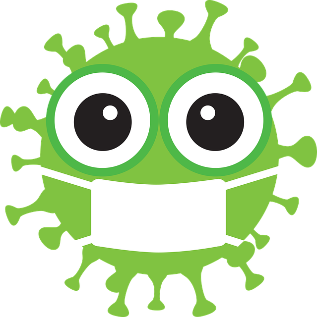 virus smilie